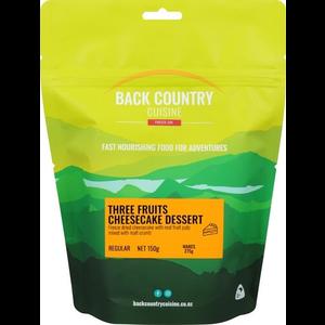 BACKCOUNTRY BACKCOUNTRY THREE FRUITS CHEESECAKE (REGULAR)