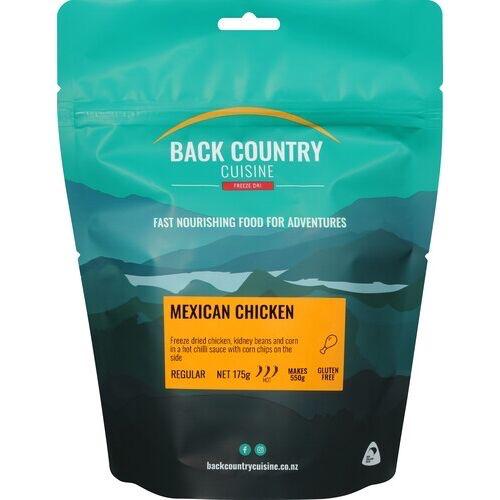 BACKCOUNTRY BACKCOUNTRY MEXICAN CHICKEN (REGULAR)