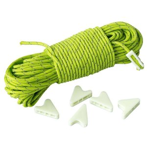 LUXE LUXE 6 PCS REFLECTIVE GUY ROPE KIT