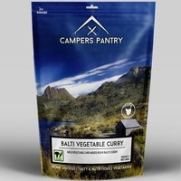 CAMPERS PANTRY BALTI VEGETABLE CURRY - SINGLE SERVE