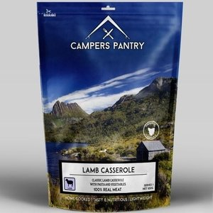 CAMPERS PANTRY CAMPERS PANTRY LAMB CASSEROLE  - SINGLE SERVE