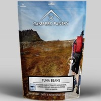CAMPERS PANTRY TUNA BEANS - LUNCH SERVE