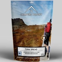 CAMPERS PANTRY TUNA SPREAD - LUNCH SERVE