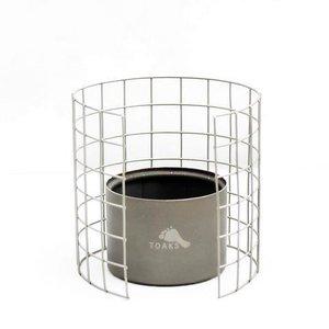 Toaks Titanium TOAKS TITANIUM STOVE FRAME - STAINLESS STEEL