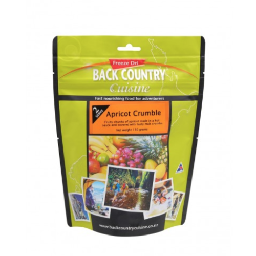 BACKCOUNTRY BACKCOUNTRY APRICOT CRUMBLE