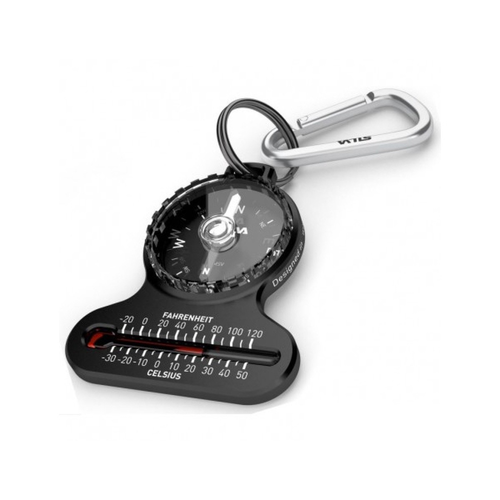 SILVA SILVA POCKET COMPASS WITH THERMOMETER