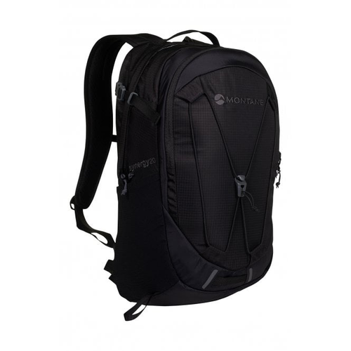 MONTANE MONTANE SYNERGY 20L, EVERY DAY COMMUTE AND MOUNTAIN DAYPACK, BLACK