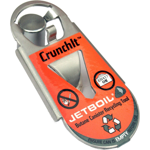 JETBOIL JETBOIL CRUNCH IT FUEL RECYCLING TOOL