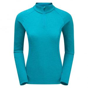 MONTANE Montane Dart Long Sleeve Zip Neck Shirt Women's