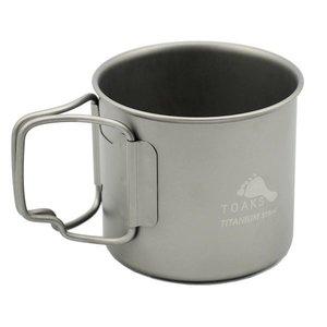 TOAKS TOAKS TITANIUM CUP 375ML