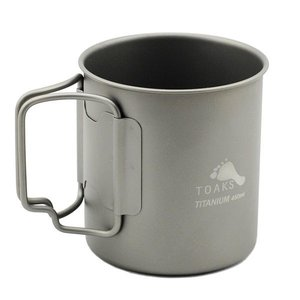 TOAKS TOAKS TITANIUM CUP 450ML (76GM)