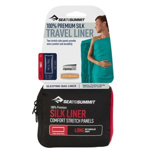 SEA TO SUMMIT SEA TO SUMMIT - LONG SILK STRETCH LINER