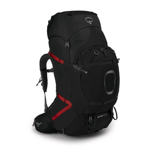 OSPREY OSPREY AETHER PLUS 85L MEN'S HIKING BACKPACK WITH RAIN COVER