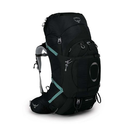 OSPREY OSPREY ARIEL PLUS 70L WOMEN'S HIKING BACKPACK WITH RAIN COVER