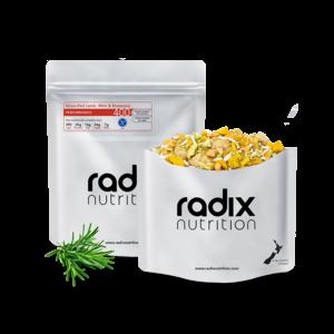 RADIX NUTRITION RADIX NUTRITION PERFORMANCE 400 GRASS-FED LAMB, MINT & ROSEMARY