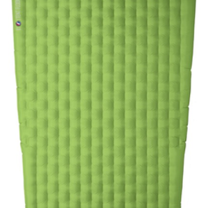BIG AGNES Big Agnes Insulated SLX Tent Floor Pad Sleeping Mat Double - Tapered