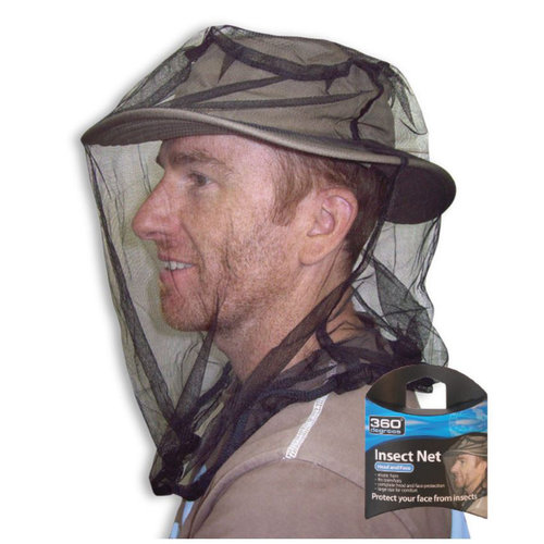 360 DEGREES 360 DEGREES INSECT HEADNET