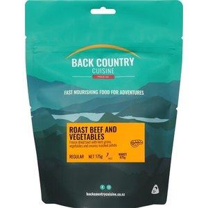 BACKCOUNTRY BACKCOUNTRY ROAST BEEF AND VEGETABLE (REGULAR)
