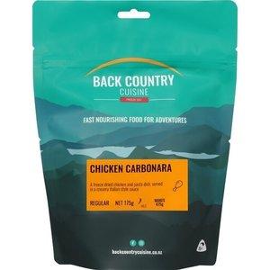 BACKCOUNTRY BACKCOUNTRY CHICKEN CARBONARA (REGULAR)