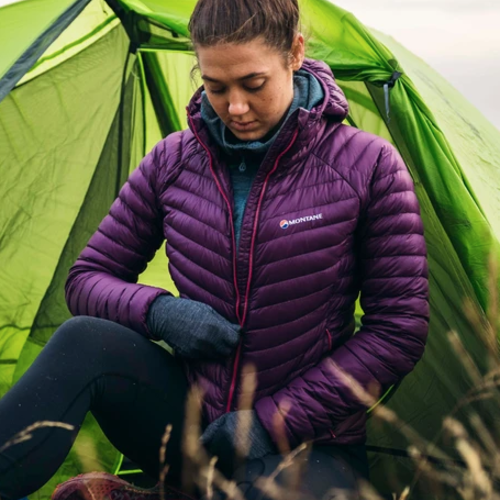Women's  Down and Synthetic Insulated Jackets