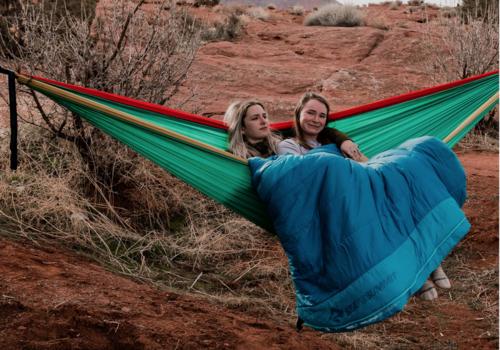 Women's Synthetic Sleeping Bags