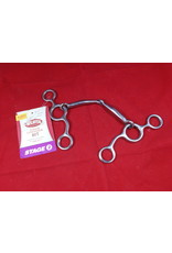 BIT* Junior cowhorse bit mild stage 2 smooth 25-1888 all movement snaffel
