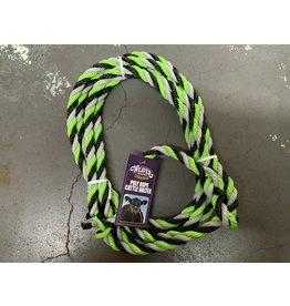 COW*Poly Rope Cattle Halter - Green, Grey, Black - #35-7900-H44 (Box of 26 of various colors - #93-2003)