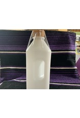 Bottle Calf Handle Pane White 3L with Nipple  943-001 ****B/O****