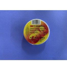 3M Colourflex Vinyl Tape - White ME016-WH