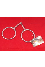 BIT* Twisted Wire Snaffle TBBIT40R25