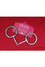 BIT* Sherry Cervi - Diamond Dee Ring - Square Snaffle BBIT2DDR29SS