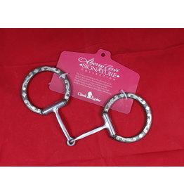 BIT* Sherry Cervi - Diamond Dee Ring - Square Snaffle BBIT2DDR29SS
