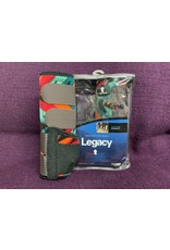 Classic Front  Legacy System - Large - Chocolate/Teal Twist #CR/LS100-LG/CTT