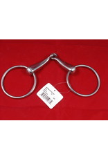 BIT* SS Loose Ring Snaffle - 5' mouth with 3' rings