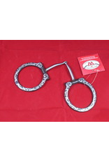 BIT* Cowboy Collection D-Ring  Snaffle Bit 5683