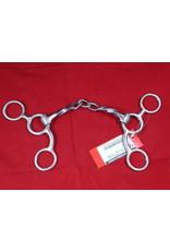 BIT* SS BRSHD Twist Chain Gag - #255404