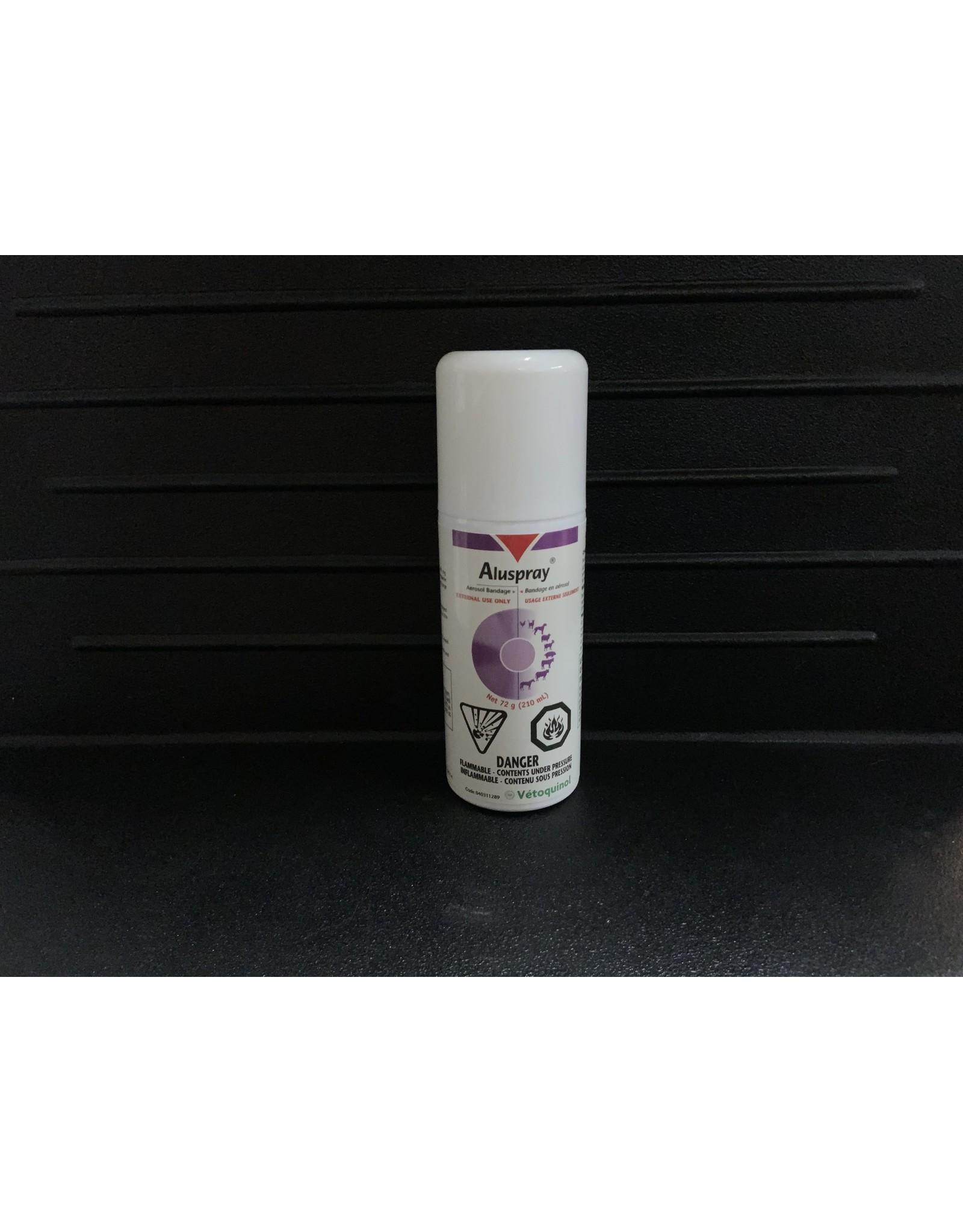 Aluspray - aluminum based aerosol bandage 024-068