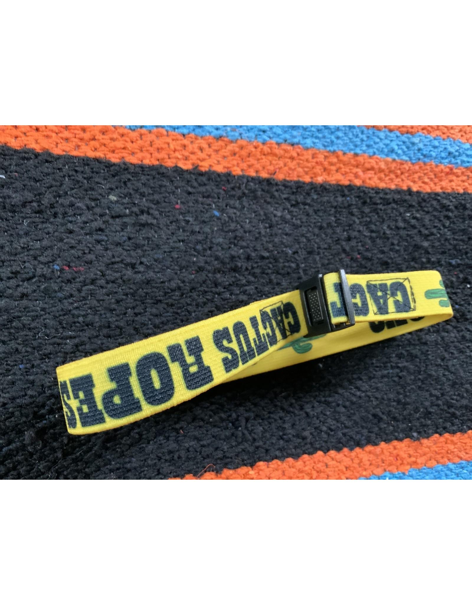 Catus rope straps