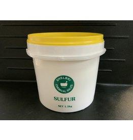 Sulfur Flour 1.5kg 018-880