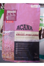 ACANA*GRASS FED LAMB-Lamb and Apples  11.4kg (Bag Pink) All Breeds and Life Stages D401-57012