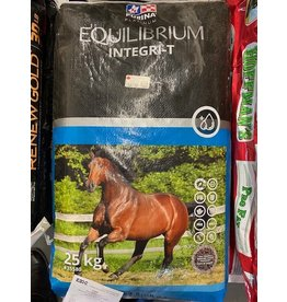 PURINA* EQUILIBRIUM INTEGRI-T 35580 25 KG ***Feed in conjunction with water   (Ideal for insulin resistant horse and more ) - Ultra F is the same but does not require adding water 9999*N (special order)