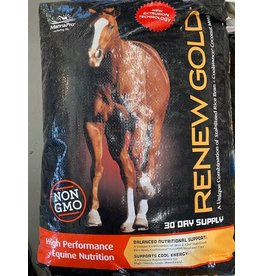 Renew Gold Horse Feed - M105 new product