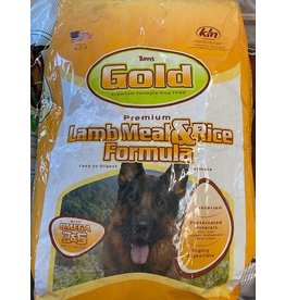 TUFFY'S GOLD- Lamb Meal & Rice Formula- 40lb ( Yellow Bag) 40241-1