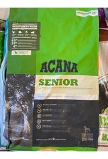 ACANA*SENIOR - Chicken Flounder Greens-25lb (Bag Green)-All Breed -Adult