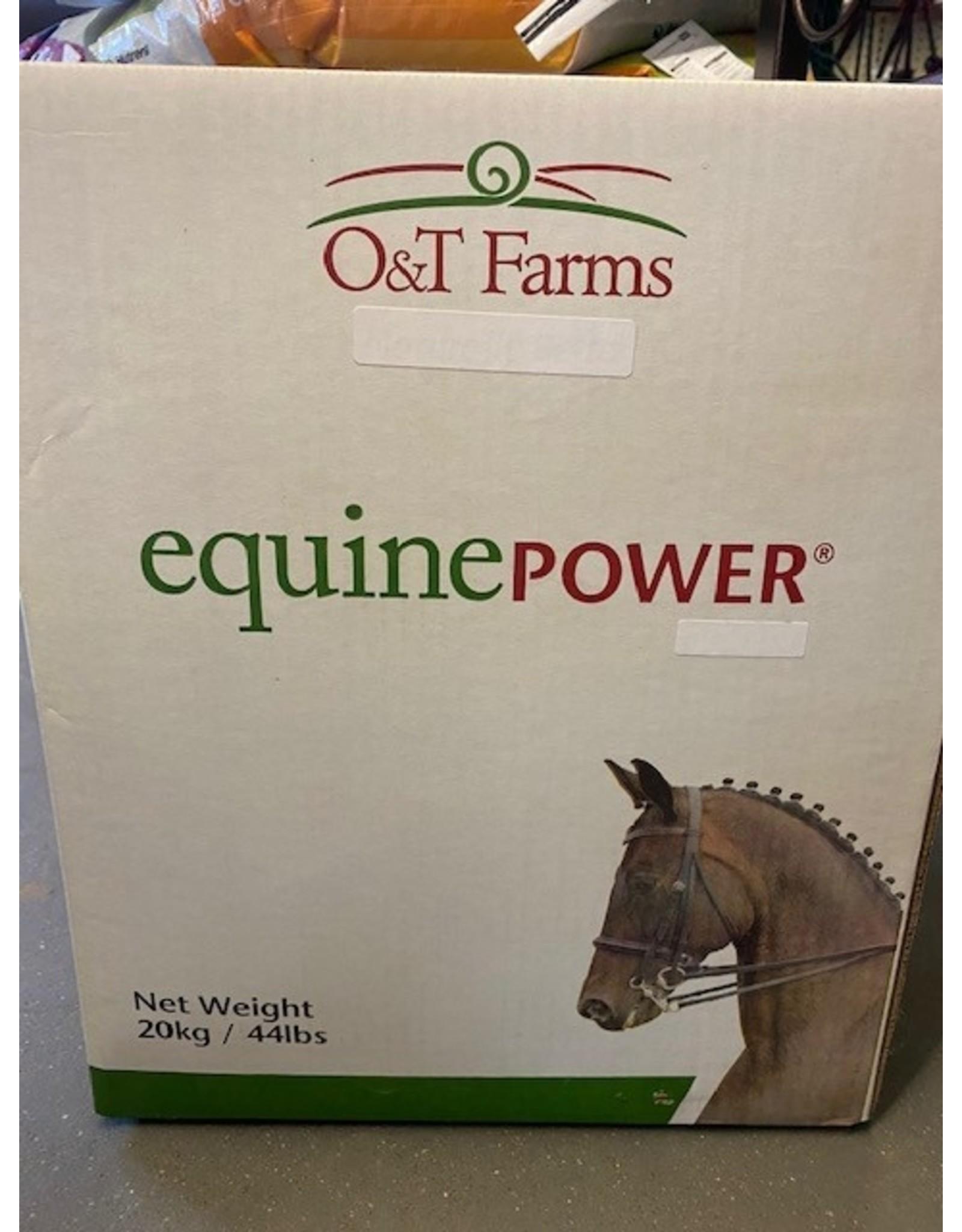 20kg Equine Power 2000 OT002 Moisture content 8%.