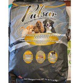HORIZON PULSAR* Grain Free -  Lamb -25 lb ( Black Bag) All Life Stages 11.4kg 25/lb 49170