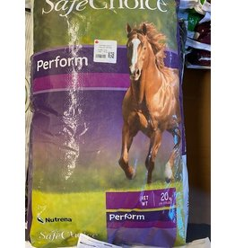 NUTRENA SAFE CHOICE PERFORM 14% HORSE PELLET - 20 kg  F82007564SPRP20