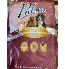 HORIZON PULSAR*Grain Free -Turkey - 25lb (Pink Bag) All Life Stages 11.4kg 25/lb 4900180