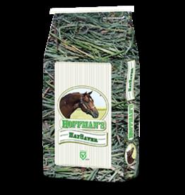 Hay Saver Hoffman's 12% H100400B   Crude Protein (Min.)12.0%Crude Fat (Min.) 3.0% Crude Fiber (Min.) 24.0%Vitamin A (Min.) 12,500 IU/kg Vitamin E (Min.)50 IU/kg