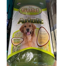 TUFFY'S GOLD - Active and Athletic Adult 50lb  (Green Bag) 40251-0
